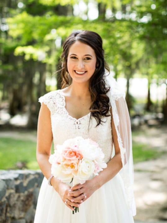 Weddings: Lauren Sonnier & Bryan Bergeron