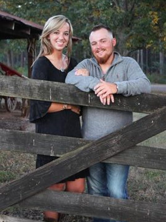 Weddings: Leslie Ellis & Cody DuBose