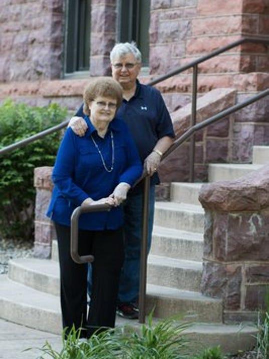 Anniversaries: Stanley Hilbrands & Erma Hilbrands
