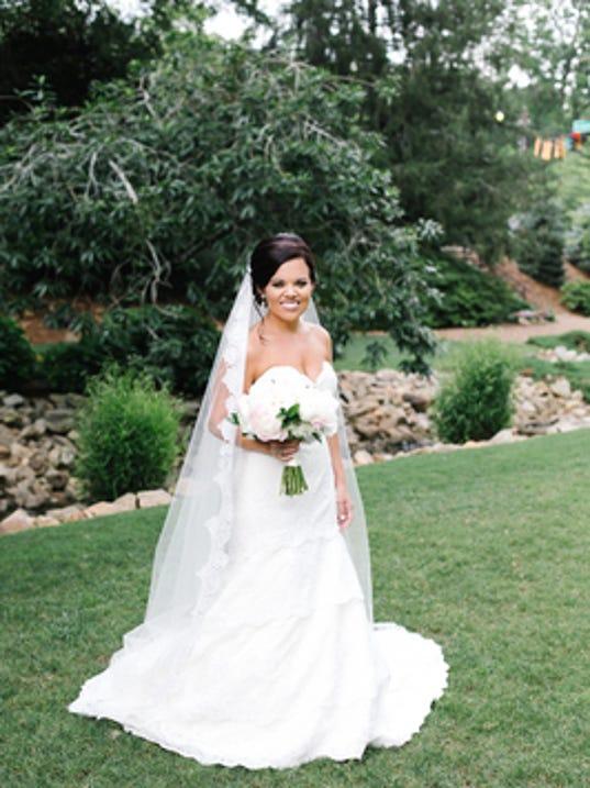 Weddings: Covington Golden & Bradley Carson