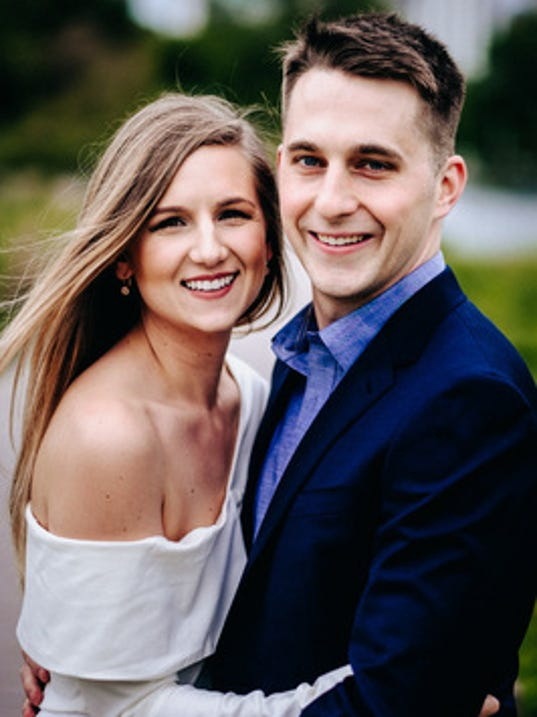 Weddings: Emily Seymour & William Hockema
