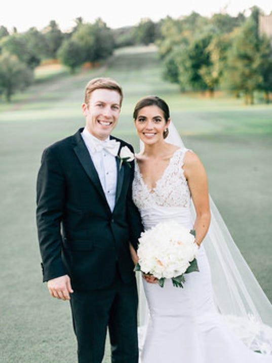 Weddings: Franklin Pogue & Elizabeth (Lizzie) Black