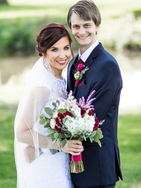 Weddings: Megan Anderson & Collin Kjose
