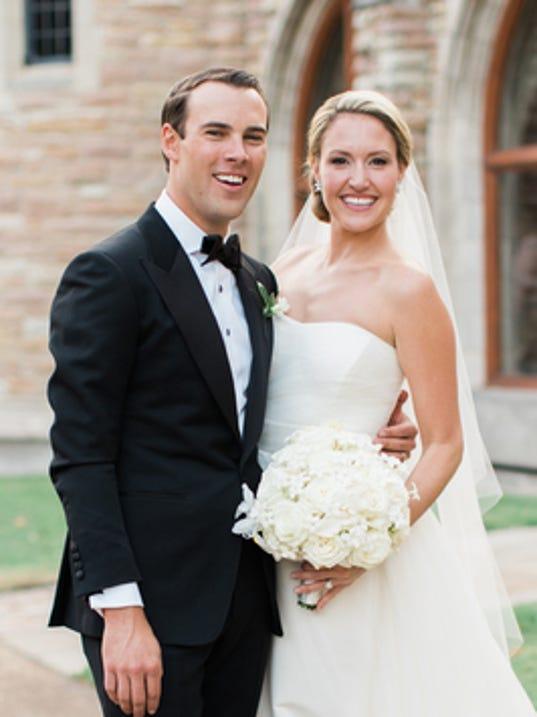 Weddings: Raleigh Anne Blank & John William Gray