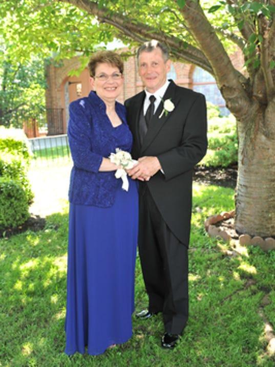 Anniversaries: Frances Recktenwald & Ronald Recktenwald
