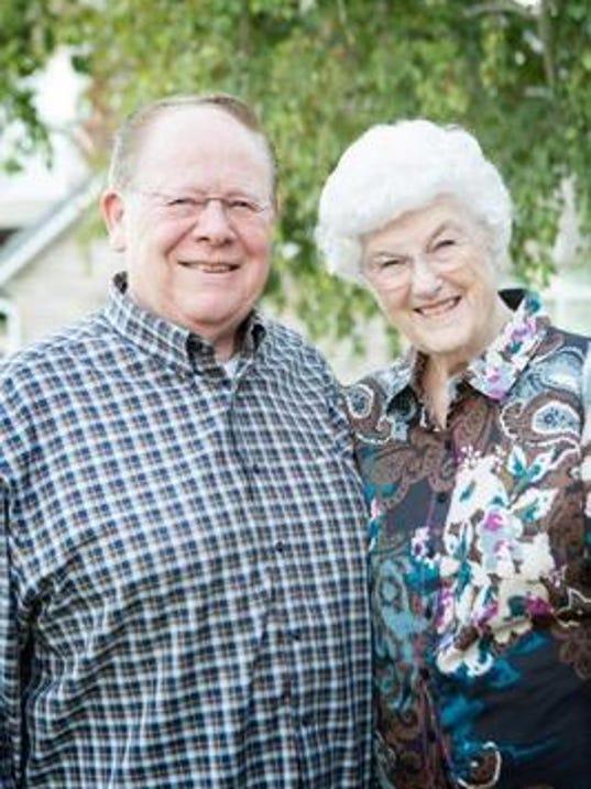 Anniversaries: Paul Searle & Loraine Searle