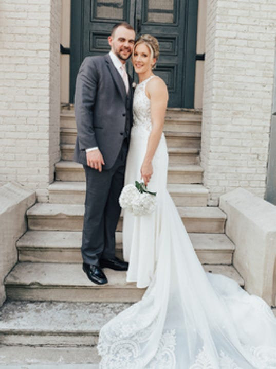 Weddings: Katie Gross & Aaron Warner