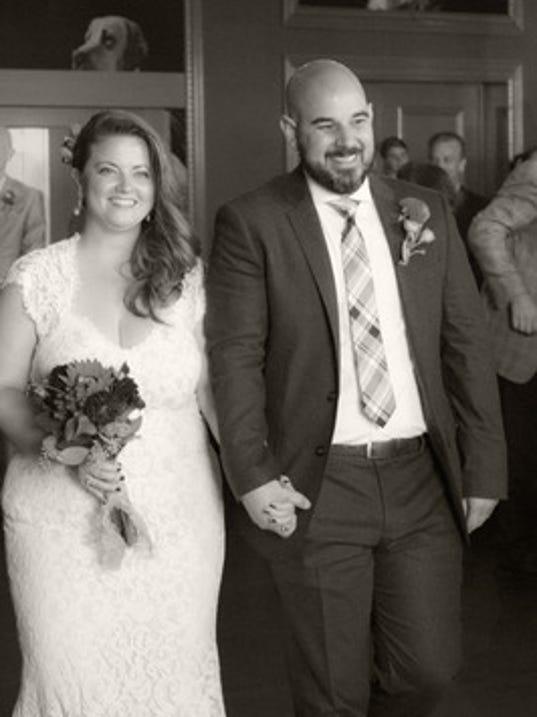 Weddings: Kathryn Leigh Clores & Jeffrey Vincent Fucci, Esq.