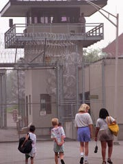 Children of inmates in New York state's maximum-security