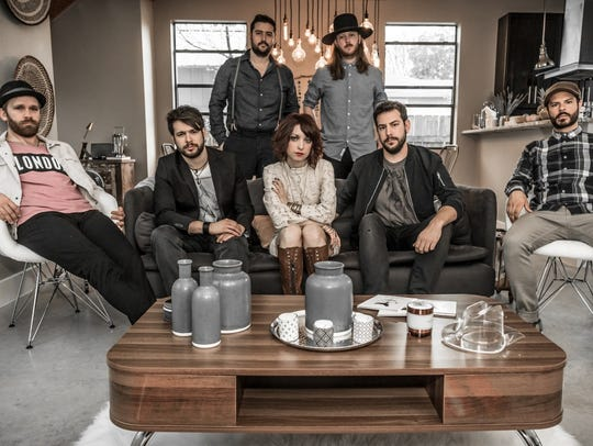 Sister Sparrow & the Dirty Birds play Saturday at Higher