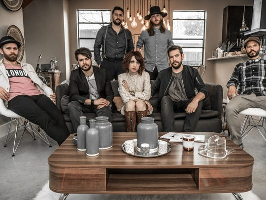 Sister Sparrow & the Dirty Birds play Saturday at Higher Ground.
