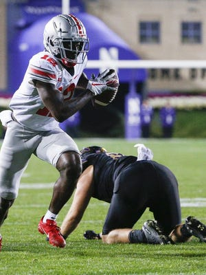 Cornerback Sevyn Banks is the only Ohio State player in the mix to replace Shaun Wade with any starting experience.