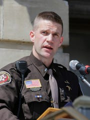 Dan Hartwig of the Manitowoc County Sheriff's office