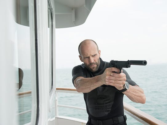 "Jason Statham stars in ""Mechanic: Resurrection."" The"