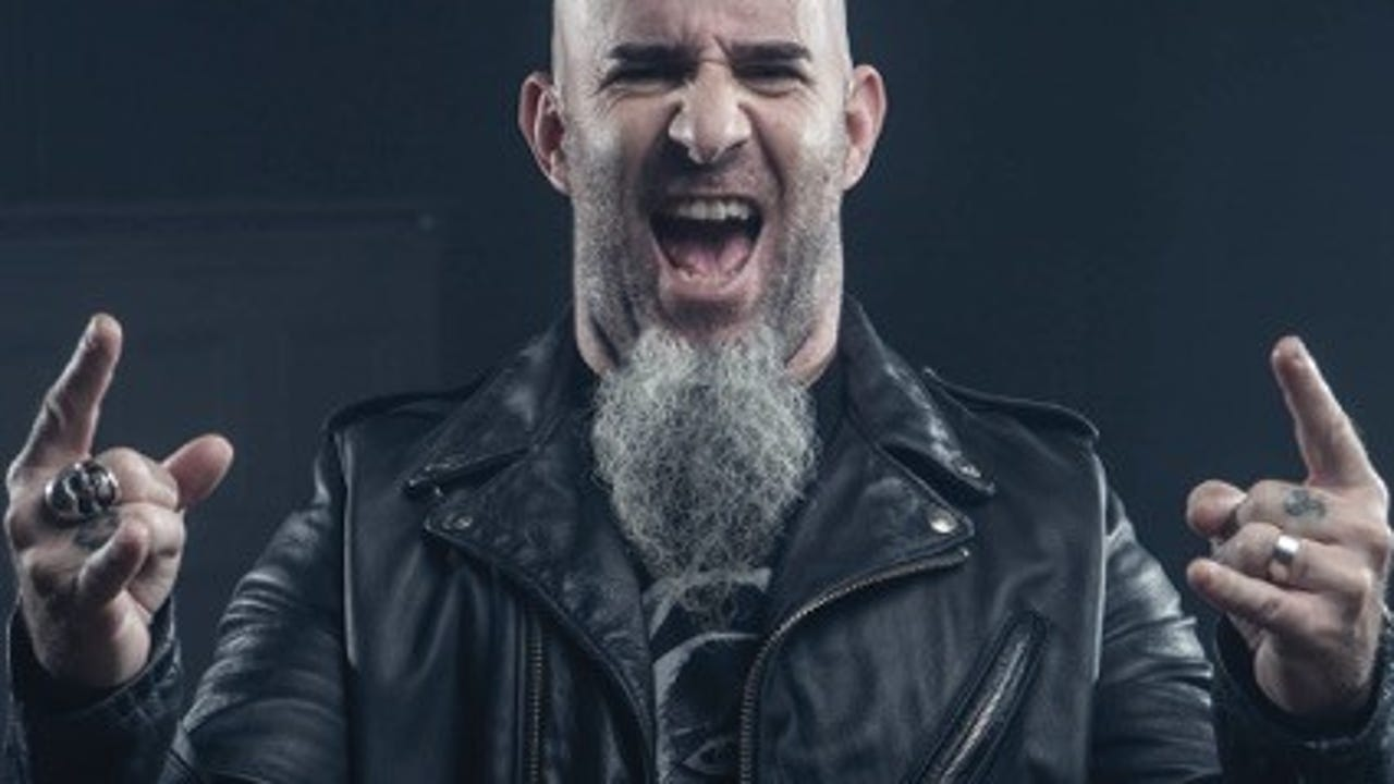 The Anthrax guitarist talks about heavy metal and what it means to him. Video by Charles Runnells