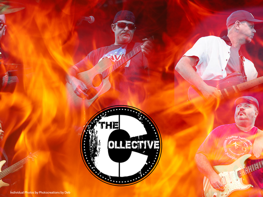 A promotional image for The Collective