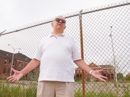 Greg Durbin, a former member of Detroit's Tactical