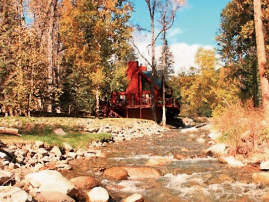 "Ruidoso is now listed on TripAdvisor's ""10 most popular cabin destinations"" list."