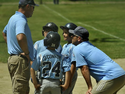 Vermont Little League 9-10 State Baseball Tournament