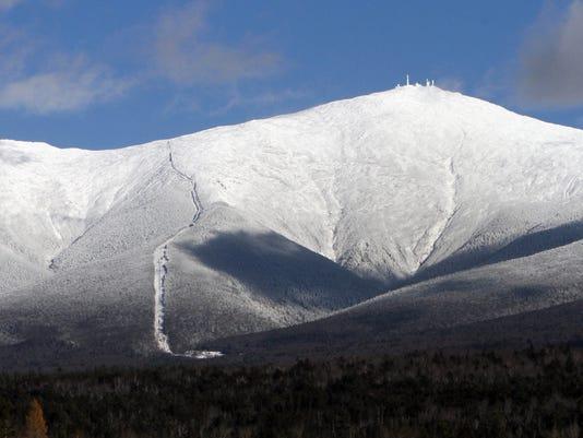 New Hampshire Mount Washington