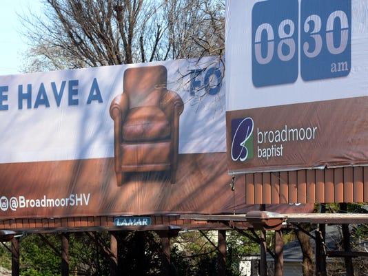 SHR church billboards 0108