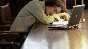 Losing sleep because you were too busy Facebook creeping instead of working on that history paper? These tools can help.