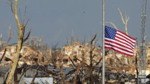 Last year, the town of Joplin, Mo. was devastated after a massive tornado hit the city.