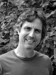 Trenton author Peter Markus