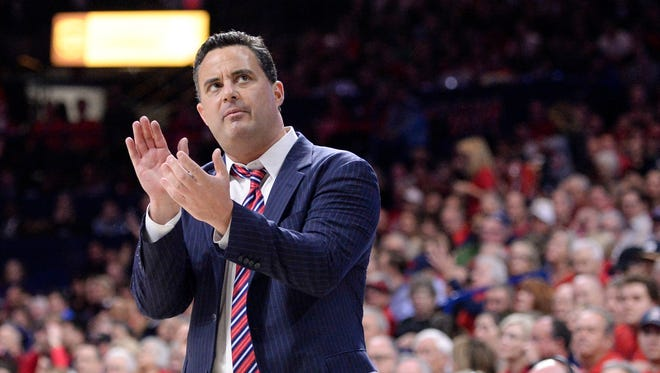 Arizona Wildcats coach Sean Miller forced ESPN to go on defense with its FBI wiretap report.
