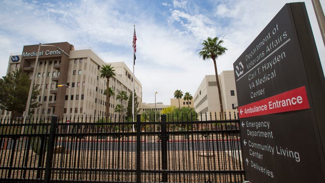 Problems with wait times and patient care at the Carl T. Hayden Veterans Affairs Medical Center in Phoenix were uncovered by The Arizona Republic in April.
