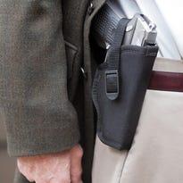 Open-carry gun bill removed from South Carolina Senate Judiciary Committee agenda