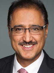 Amarjeet Sohi is Canada's Minister for Infrastructure