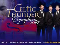 See The Celtic Thunder Symphony Orchestra