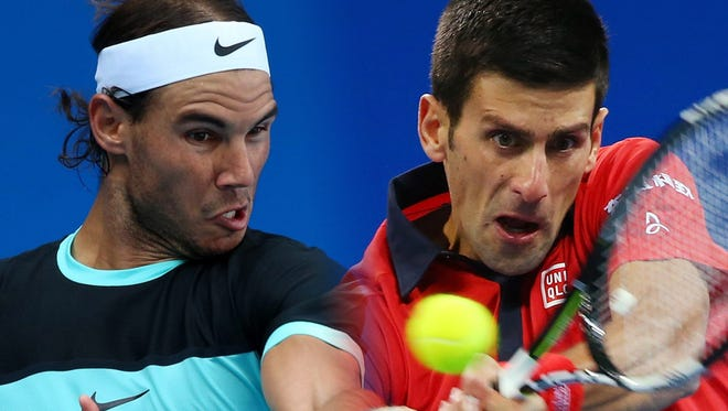 Novak Djokovic and Rafael Nadal will renew their rivalry at the China Open.