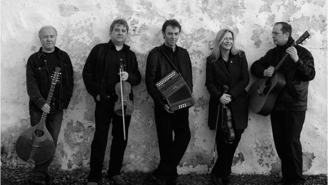 One of the biggest selling Irish bands in the world, Altan, is coming to Green Lake's Thrasher Opera House March 24.