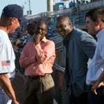 Derrick Brooks joins the Blue Wahoos as a team owner.