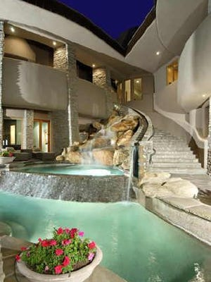 Race-car drive Danica Patrick paid $4.06 million for this  north Scottsdale house.