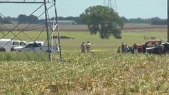 All 16 people aboard a hot air balloon died July 30,