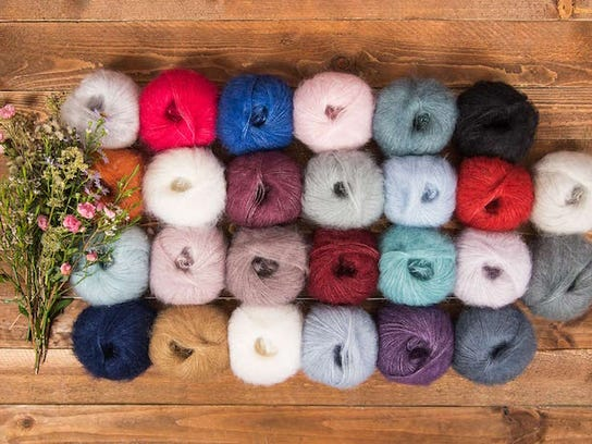 Loveknitting.com has launched its own brand of natural-fiber