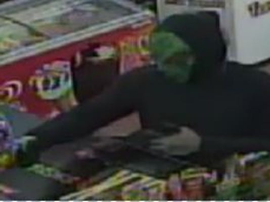 GT Express Mart robbery