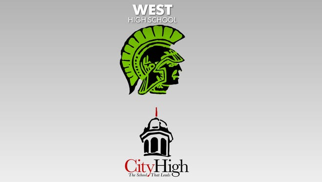 West High School and City High School