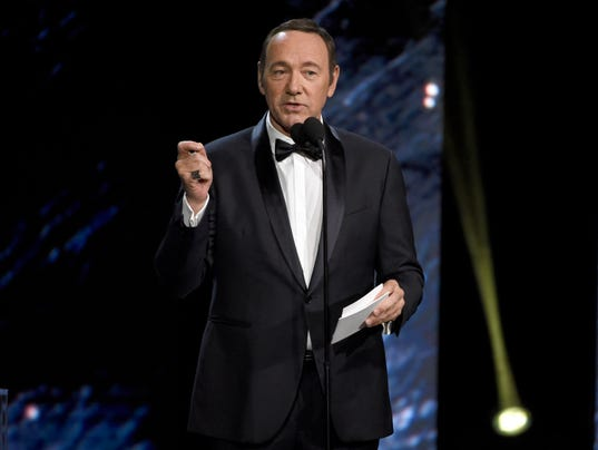 AP BRITAIN-KEVIN SPACEY A ENT FILE USA CA