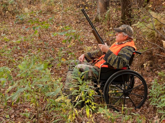 Disabled hunters can apply now for hunting experiences