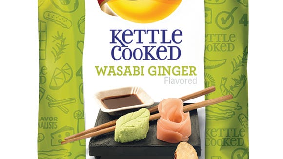 Kettle Cooked Wasabi Ginger Lay's potato chips can stick around if you vote for them now through Oct. 18.