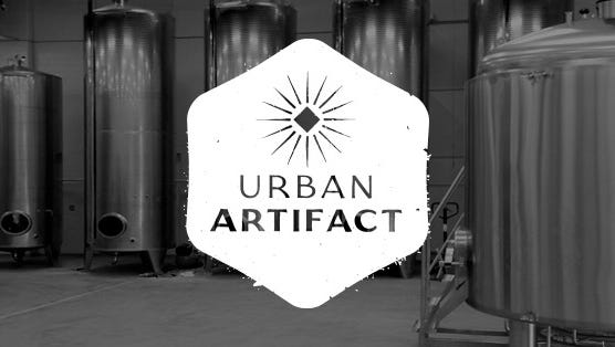 Jason Snell of We Have Become Vikings is handling Urban Artifact's visual branding and created its logo.