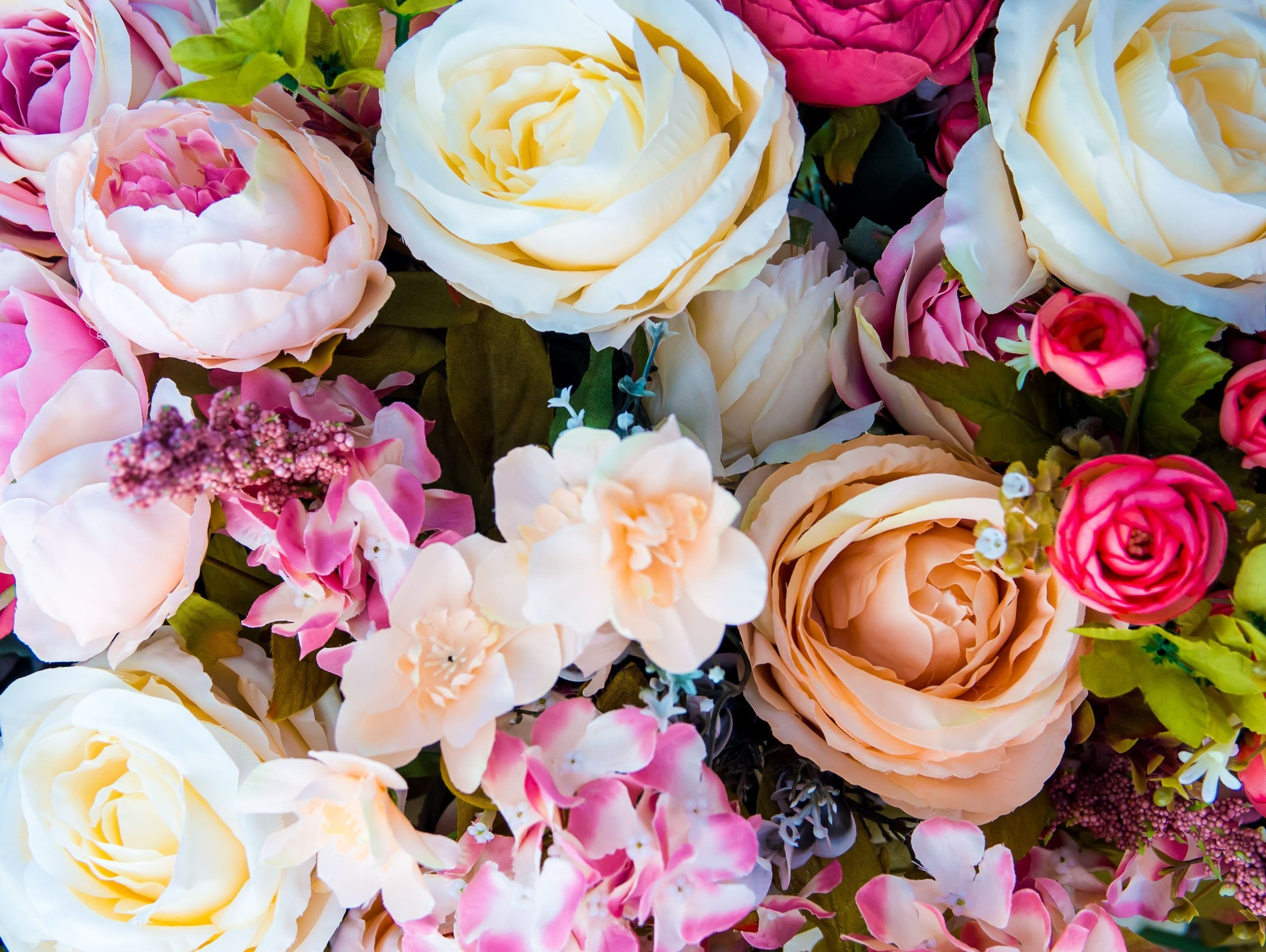 Prom, Mother's Day and wedding season are coming! Save on your next flower order.