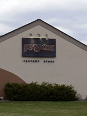 JanSport's outlet store in Greenville will close in