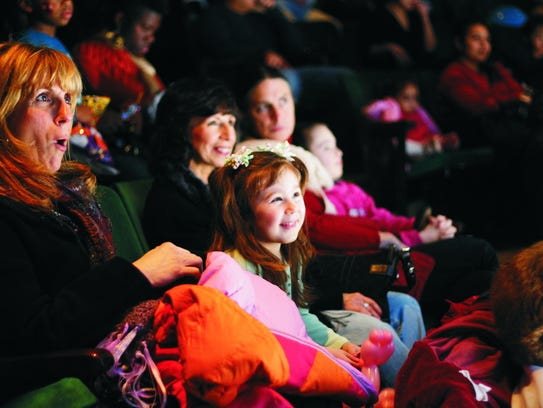 The State Theatre's annual Family Day will return on Presidents Day.