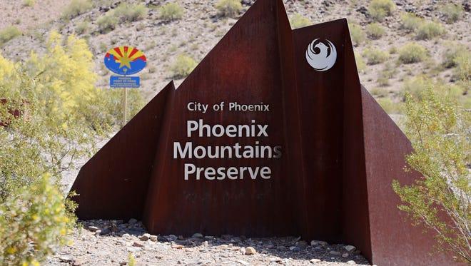 Phoenix Mountains Preserve