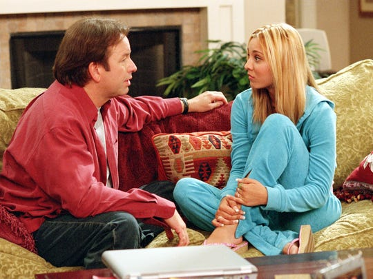 John Ritter played Paul Hennessy, father of Bridget (Kaley Cuoco), in ABC's '8 Simple Rules.'